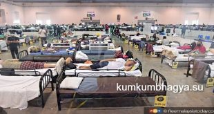 Stop delivering items to quarantine centre patients, kin advised